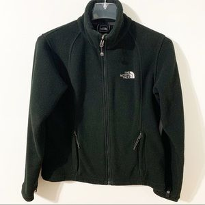 The North Face Full Zip Fleece Jacket Elastic Cuff